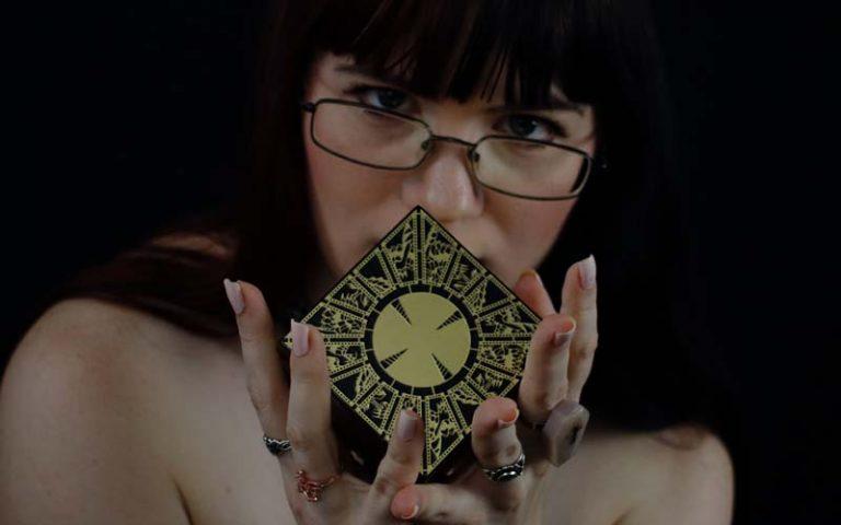 The Lament Configuration: A Hellraiser Photo Shoot - FanBolt