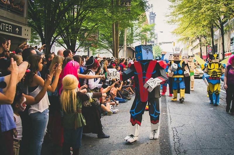 Box Heroes / Credit: Kara Johnson Photography