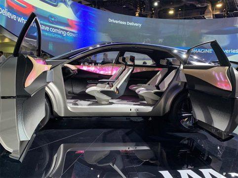 CES 2019 - Nissan