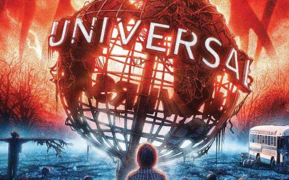 Stranger Things Universal Studios