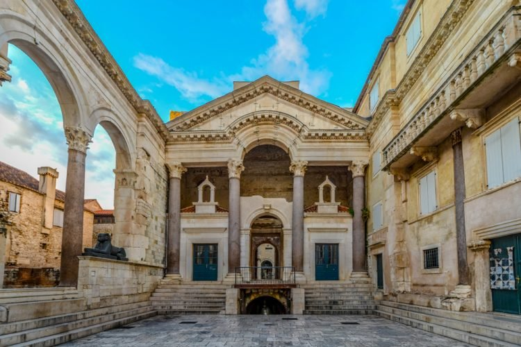 Game of Thrones Filming Locations in Croatia: Diocletian's Palace