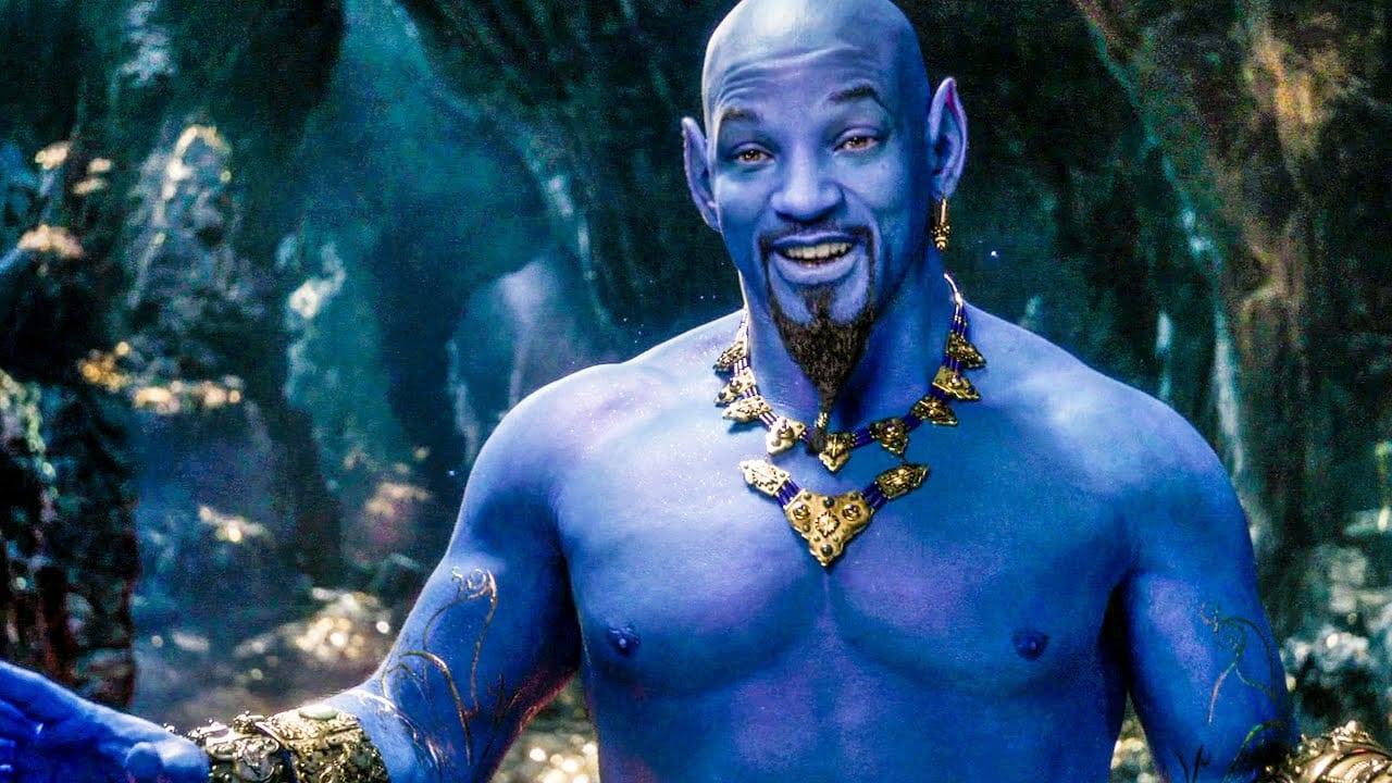 Aladdin - The Genie