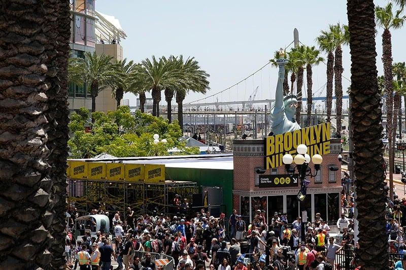 Brooklyn Nine-Nine at San Diego Comic-Con 2019