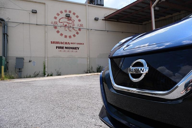 Nissan Leaf 2019 - Car from Stuber