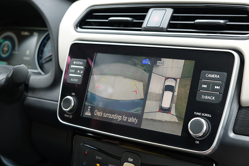 Nissan - Around View Monitor