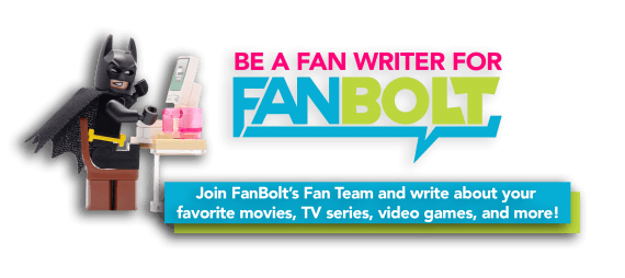 Be a Writer for FanBolt