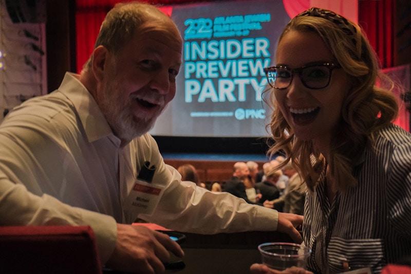 2020 Atlanta Jewish Film Festival Insider Preview Party