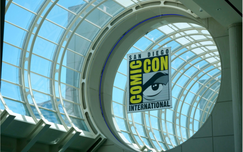 San Diego Comic-Con Cancelled - COVID-19 2020
