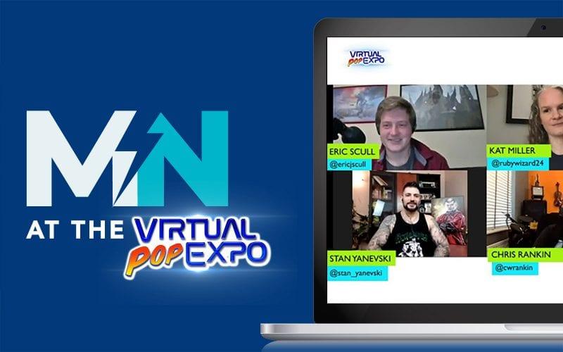 MuggleNet at the Virtual Pop Expo