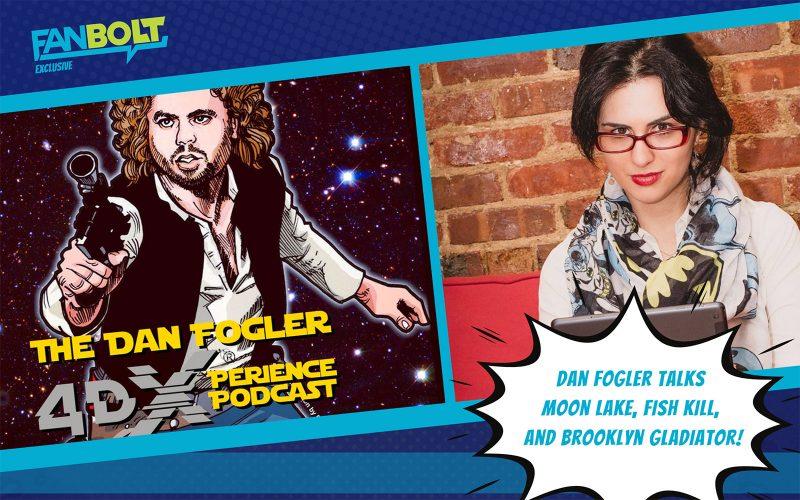 Dan Fogler Talks Comics