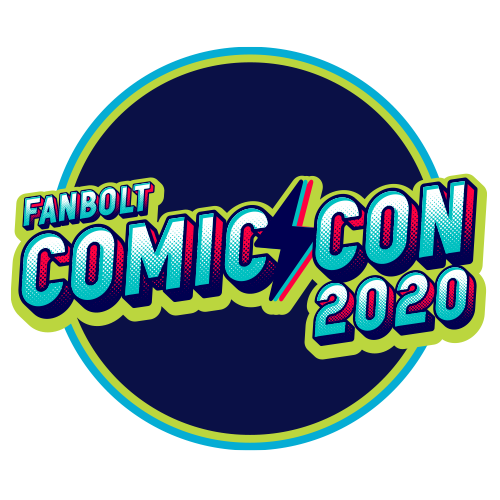 FanBolt Comic-Con 2020 Badge