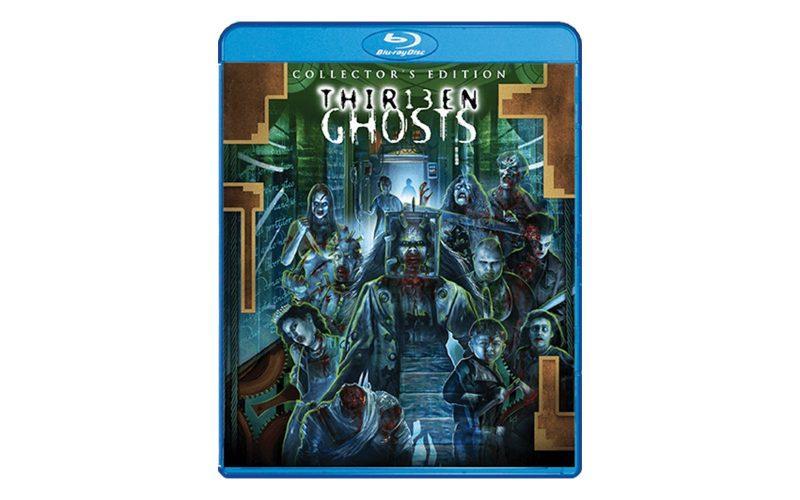 Thirteen Ghosts DVD Review