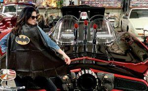 Batmobile - Batman - Bevin