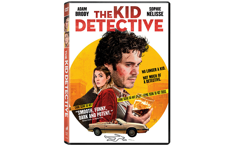 The Kid Detective DVD Review