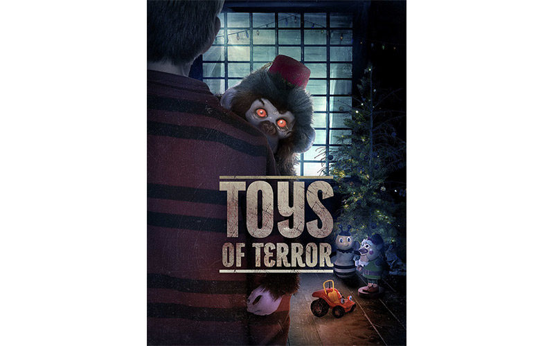 Toys of Terror DVD Review