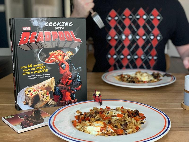 deadpool cookbook