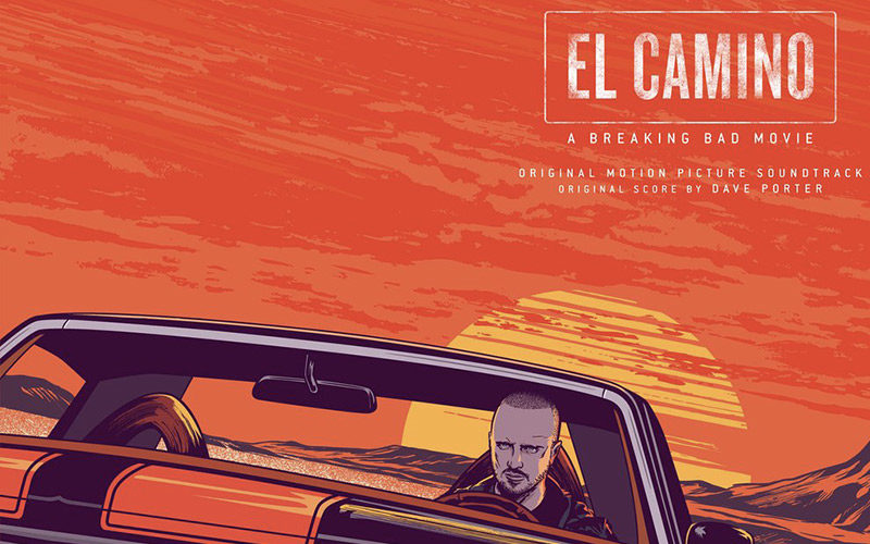El Camino: A Breaking Bad Movie - Original Soundtrack Vinyl 2XLP