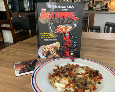 Geek Cooking with Deadpool