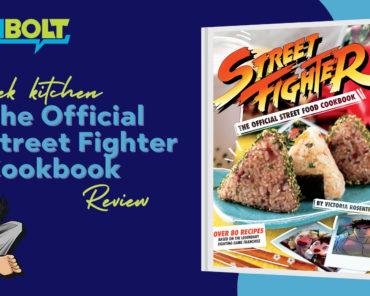 Street Fighter Cookbook