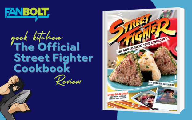 Street Fighter Cookbook