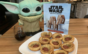 Star Wars Baking: Podrace Puffs