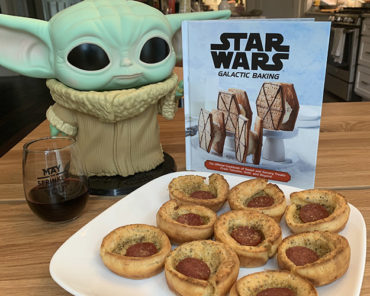 Star Wars Baking: Podrace Puffs