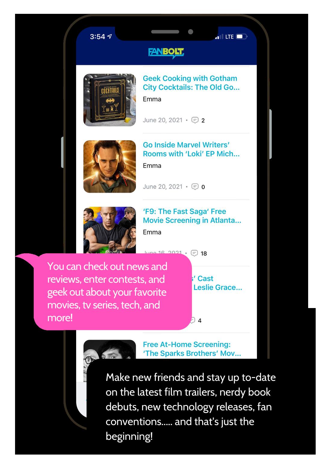 FanBolt App
