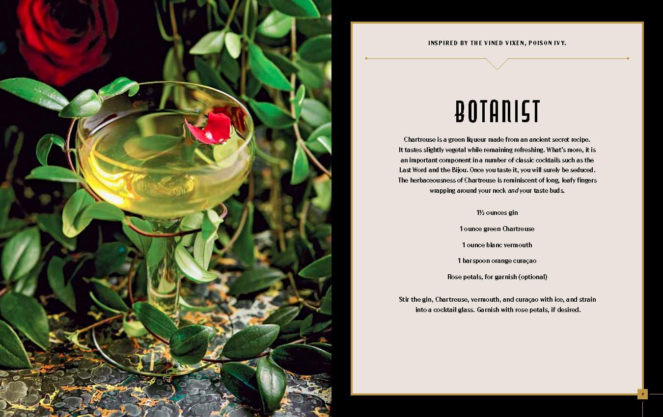 FanBolt - Gotham City Cocktail - Botanist