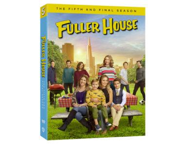 Fuller House DVD Contest