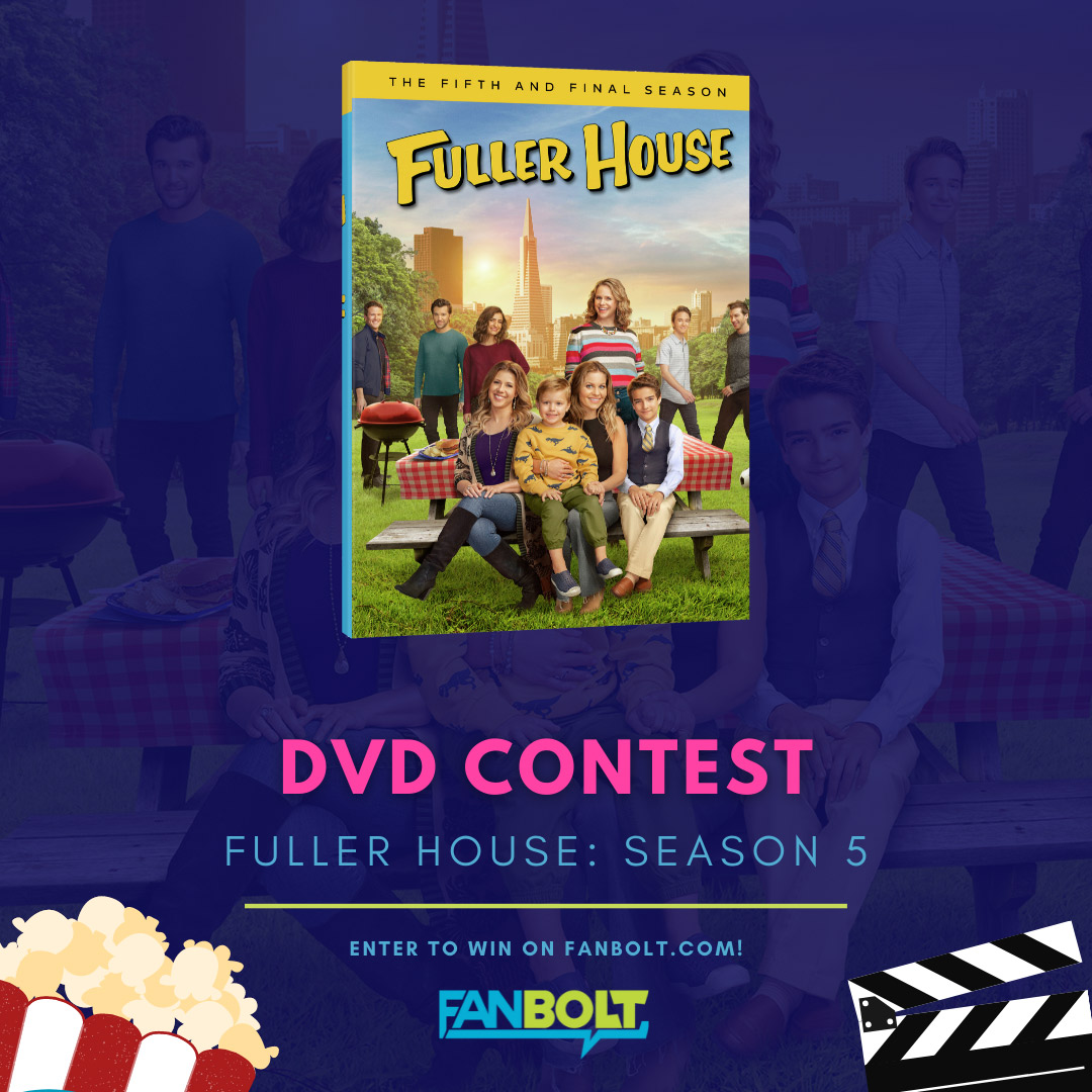 Fuller House Contest