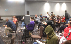 post pandemic convention
