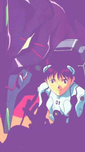 Evangelion anime wallpaper