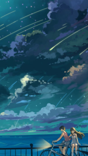 anime iphone wallpaper