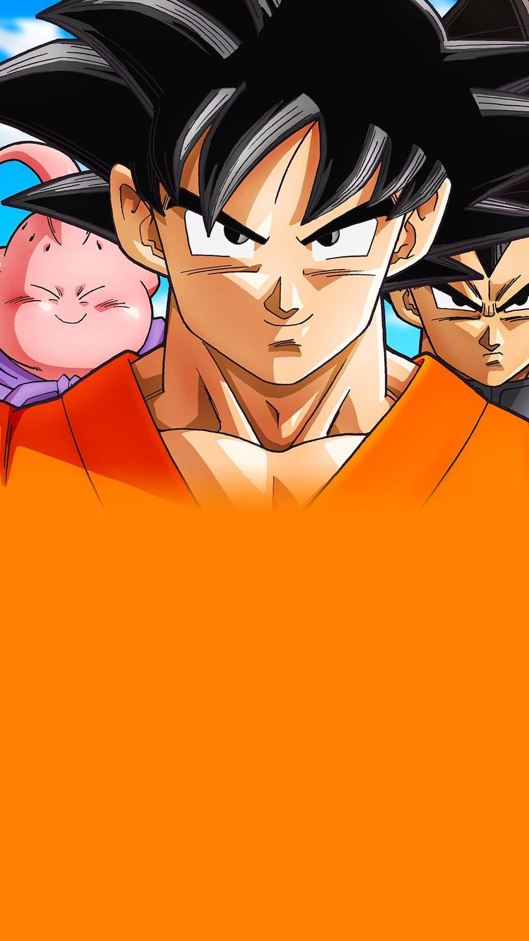 Dragon Ball Z anime Wallpaper
