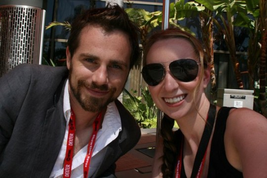 Rider Strong Emma Loggins