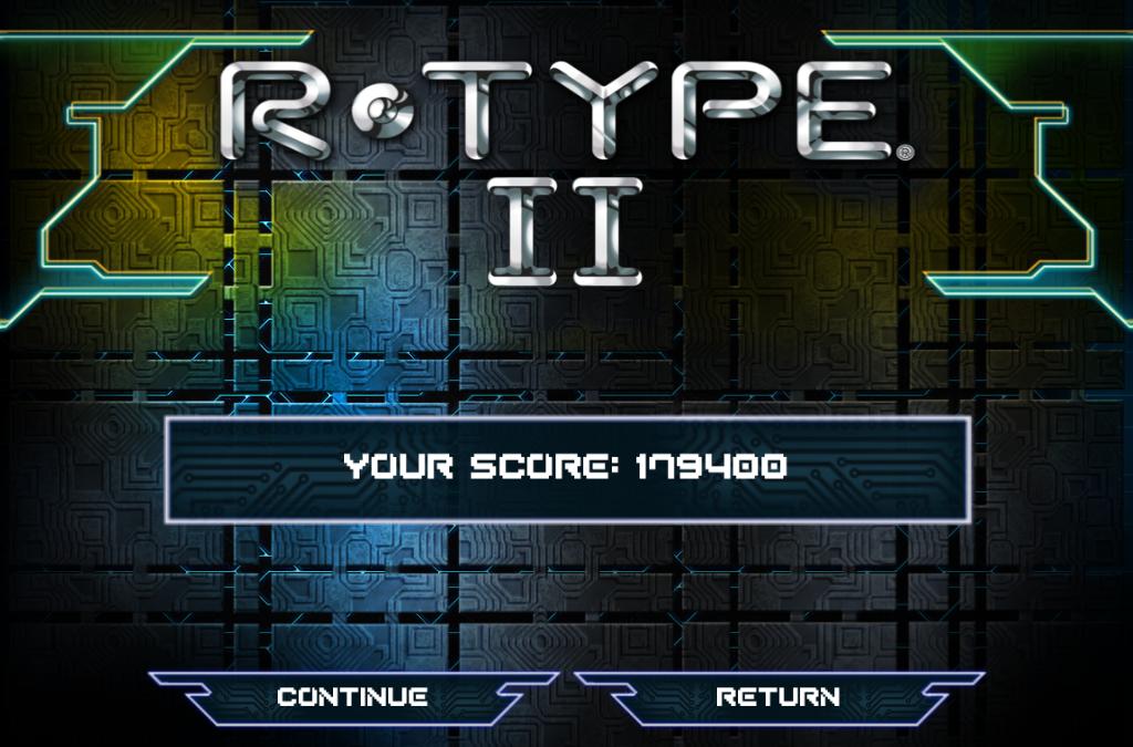 R-Type II Review: Classic Shooter Fun