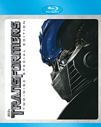 DVD Review: Transformers
