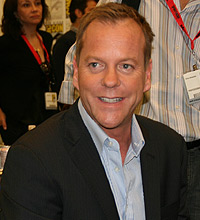 Interview: Kiefer Sutherland from 24