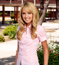 Interview: Megan Park from The Secret Life of the American Teenager
