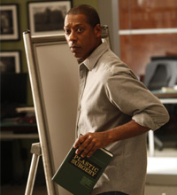 Interview: Orlando Jones from House