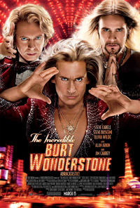 The Incredible Burt Wonderstone Review