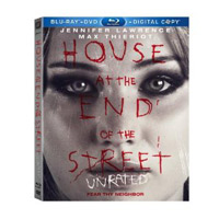 House At The End Of The Street DVD Review