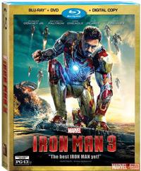 Iron Man 3 DVD Review