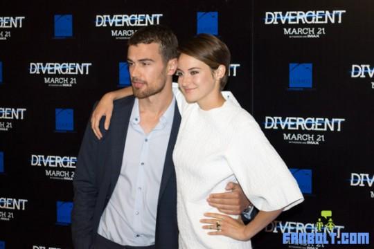 The Atlanta Divergent Premiere
