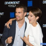 The Atlanta Divergent Premiere: Shailene Woodley and Theo James Meet the Fans