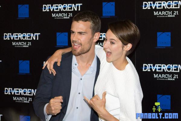 'Divergent' Sequel 'Insurgent' Begins Production in Atlanta