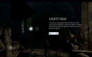 Thief light gem