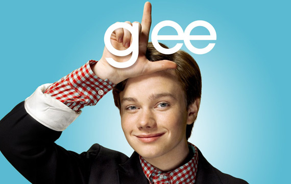 Glee: Chris Colfer