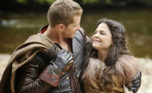Once Upon A Time: Josh Dallas and Ginnifer Goodwin