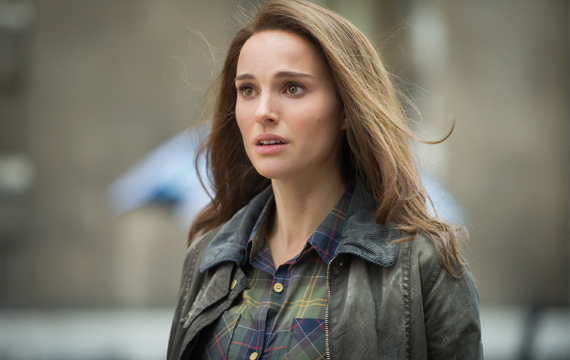 Natalie Portman Talks New 'Star Wars,' Female Empowerment and 'Thor: The Dark World'